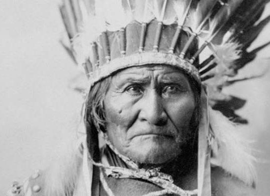 ประวัติอินเดียแดง Geronimo
