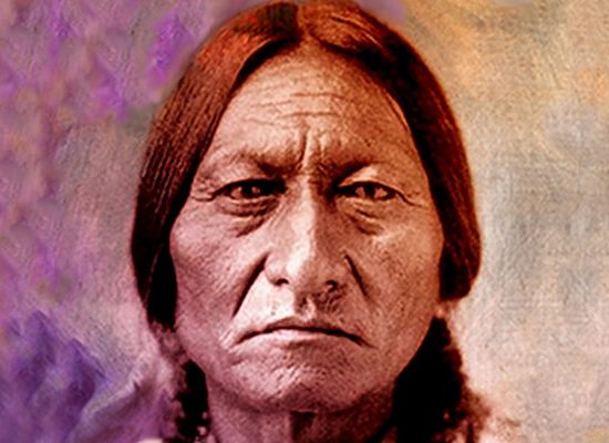 Sitting bull หัวหน้าเผ่าผู้น่าเกรงขามของเผ่า 'Hunkpapa Sioux'